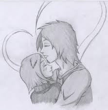 Pencil Drawings Of Couples In Love Love Pencil Drawings Pi Flickr