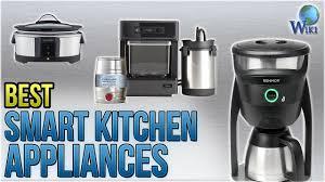 10 best smart kitchen appliances 2018