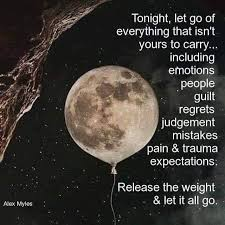 Getting my stones out for the full moon! 🌑 - Carly Morton Mediumship |  Facebook