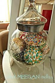 Apothecary Jars Christmas Decorations 100 DIY Christmas Decoration Ideas Hative 34