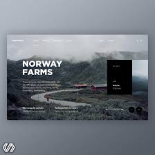 Most Amazing Website Designs Examples Of Web Design Inspiration 2019 2020 Simple Web