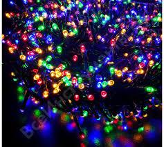Электрическая гирлянда <b>Winter Glade Мультиколор 700</b> ламп ...