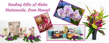 hawaiian flowers leis blooming orchids gift baskets and hawaiian gifts