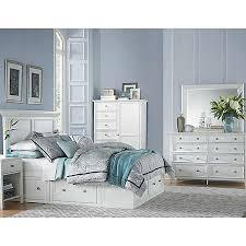 art van bedroom sets. shop abbott white collection main art van bedroom sets e