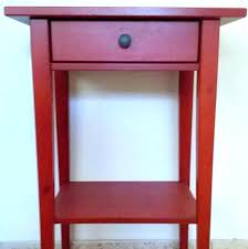 red bedside table. Plain Red Red Bedside Table Small Side  Designs Inside Red Bedside Table