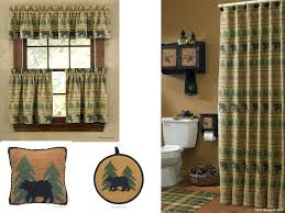 blue and yellow curtains park designs shower bathrooms curtain plaid