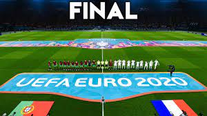 EURO 2021 FINAL - PORTUGAL vs FRANCE ...