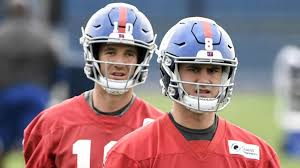 Ny Giants Qb Depth Chart Giants Depth Chart Daniel Jones Continues To Shine But The
