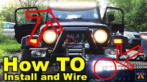 wiring led lights for jeep wiring diagram mega wiring led lights for jeep data diagram schematic install led headlights jeep tj wiring led light