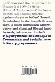 com reflections on the revolution in  com reflections on the revolution in 9781617206702 edmund burke books