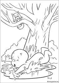 Casper Het Vriendelijke Spookje Kleurplaat 151177 Kleurplaat