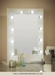 lighting for dressing table. hollywood mirror in white gloss makeup with lights dressing table lighting for i