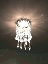 incredible convert can light to chandelier convert can light to chandelier top recessed lighting chandelier and lamps image concept