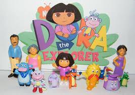 Dora the exploer toys