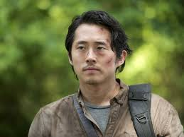 The Walking Dead Glenn Steven Yeun Asian American Actor