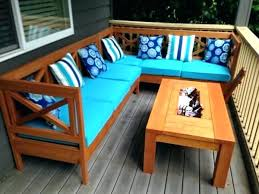 wood outdoor sectional. Beautiful Sectional Wood Outdoor Sectional Magnificent  Best Images About Furniture Tutorials   And Wood Outdoor Sectional T