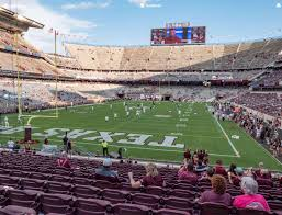 Kyle Field Zone Club Seating Chart Kyle Field Section 116 Seat Views Seatgeek