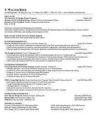 Optimal Resume Uga