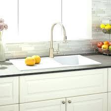 33 farmhouse sink base cabinet vigo inch fireclay