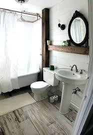rustic farmhouse bathroom rugs large size of home vanity style farm ideas