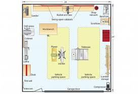 woodworking shop layout 2 car garage. floor plan woodworking shop layout 2 car garage