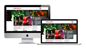 Web Design West Lothian Funky Bumpers Website Web And Graphic Design And