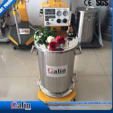 china galin k1 manual electrostatic powder coating spray spout equipment with powder coating china powder coating equipment powder spray equipment