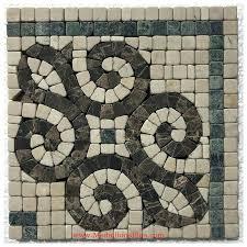 mosaic tile company greensboro nc honed mosaic tile corner x kitchen 305 king crab