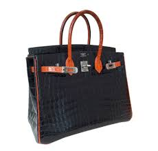 hermes birkin sizes. hermes birkin 25 red black crocodile special order used side sizes
