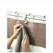double tension shower curtain rod zenith straight bronze in zenna home 36602ss neverrust aluminum easy steps to install a curved shower curtain