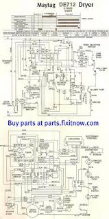 dryer repair fixitnow com samurai appliance repair man page 5 tag lde712 dryer wiring diagram and schematic