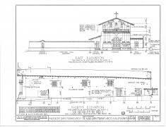 Quick Guide To Mission San FernandoMission San Diego De Alcala Floor Plan