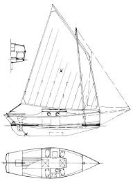 the breton lugger is a simple 2 chine v bottomed ply over frame yacht her hull shape is based on the breton type made simple in chined plywood