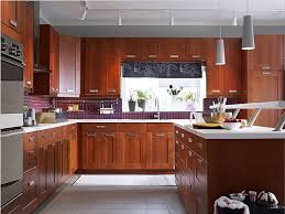 kitchen ikea kitchen cabinet colors brown wooden floor ceramic tiles backsplash storage white stone ba