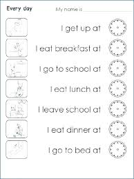 In Out Worksheets For Kindergarten Amusing First Grade Reading ...
