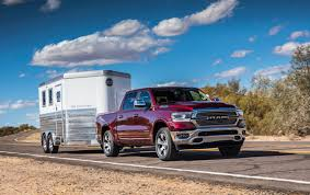 First Drive: Does the All-New 2019 Ram 1500 Deliver? - PickupTrucks ...