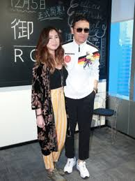 Michael Miu attends event with his daughter - Toggle