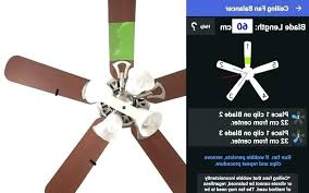 fan balance kit how to balance ceiling fan how to balance a ceiling fan without a