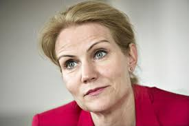 Statsminister Helle Thorning-Schmidt sender en stikpille afsted mod de politiske kommentatorer. (Foto: Jens Nørgaard Larsen) Se stort billede. Annonce - 6616630-helle-thorning-schmidt