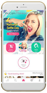 join youcam in celebrating national selfie day by sharing your best shot and ging youcamselfie on social a for a chance to win a lumi light phone