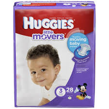 huggies size 7 huggies little movers diapers size 3 28 ct from randalls instacart