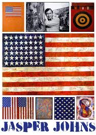 jasper johns painting flag s for 28 6 million