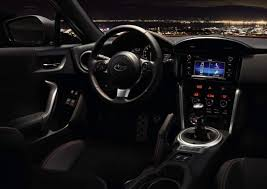 2019 Subaru BRZ Interior Dashboard