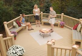 eco friendly diy deck. Use Composited Decking Material To Build Your New Deck Eco Friendly Diy G