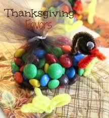thanksgiving table favors. Thanksgiving M\u0026M Turkey Favors Table
