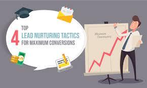 Lead Nurturing Top 4 Lead Nurturing Tactics For Maximum Conversions The Smarketers