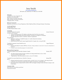 5 Resume Examples For Teenager Doctors Signature