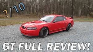 2003 Ford Mustang GT Review! - YouTube