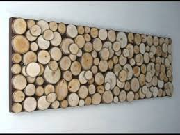 reclaimed wood wall decor decorating original and practical diy wall decoration