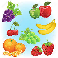 Collection Of Fruits Royalty Free Cliparts Vectors And Stock Group Of Fruit Trees